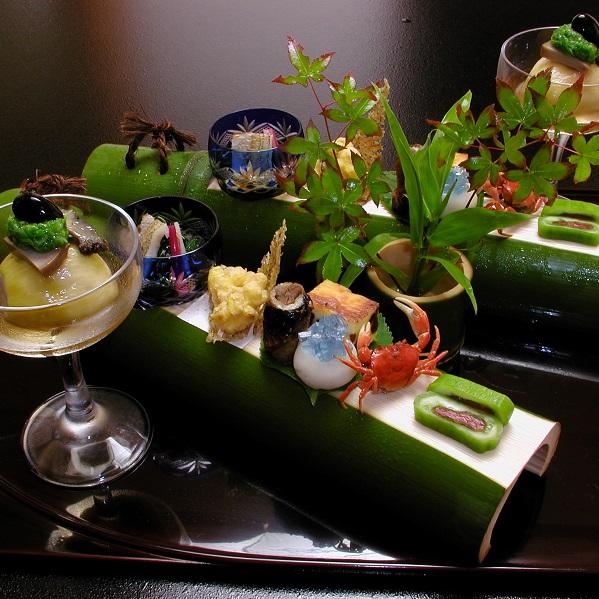 親族だけの箱根旅館ウェディング・料理イメージ
